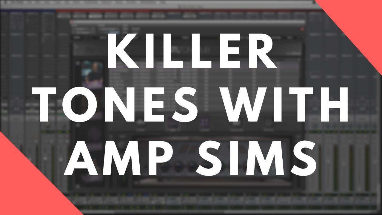 The BEST Amp Sim Plugin For Rock, Pop Punk, and Hardcore