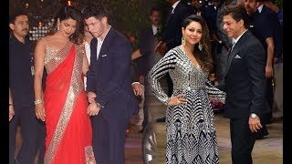 Priyanka Chopra With BF Nick Jonas Come In Front Of Shah Rukh Khan, Here's What Happened Next