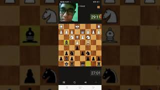 How  can a game change at online chess with Qa1