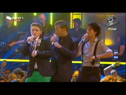 Atuação dos finalistas do The Voice Portugal - S2