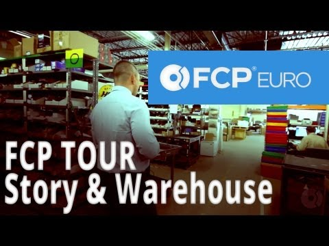 FCP Tour Part 1 (FCP Story, Warehouse, QA & Brand Offering)