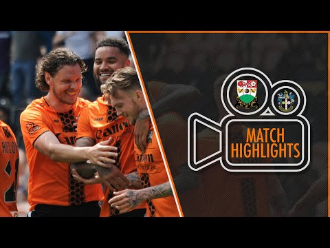 Barnet Sutton Goals And Highlights