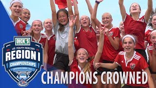 The Road Continues - Region I Champions Crowned thumbnail