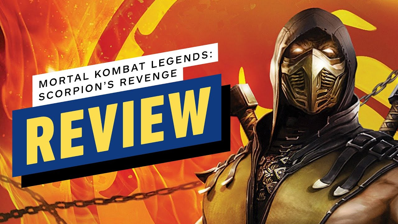 Mortal Kombat Legends Scorpion S Revenge Review Youtube