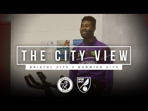 The City View | Bristol City v Norwich City | 31.10.20