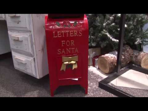 What's On The Rails? - Holiday Season Garden Railway At The Maine Mall -quickflick