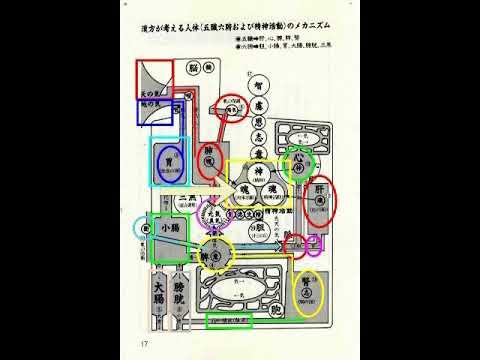 2407 Chinese Science as Astronomy天文学としての中国科学「黄帝内経」byはやし浩司Hiroshi Hayashi