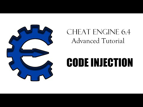 Cheat Engine - Code Injection (Advanced Tutorial)