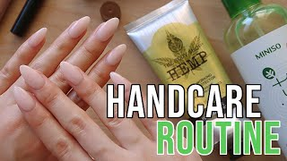 HANDCARE ROUTINE | How to have soft, healthy, young looking hands!