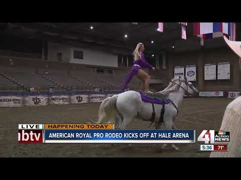70th Annual American Royal Pro Rodeo In KC This Weekend