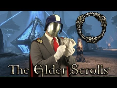 Elder Scrolls Online Angry Review