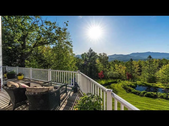422 Upper Hollow Hill Stowe, Vermont Video Tour