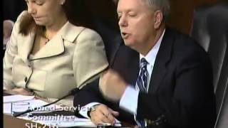 Graham Questions General Dempsey, Chairman of the Joint Chiefs of Staff
