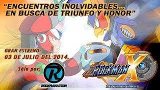 """ROCKMAN X - LOS DRAMATRACKS - CAPÍTULO 11: """"ENCUENTROS INOLVIDABLES, EN BUSCA DE TRIUNFO Y HONOR"""""""