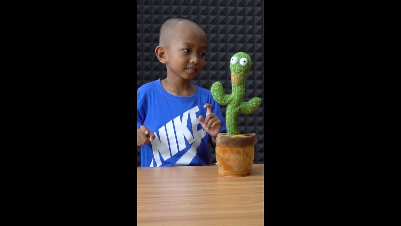 Kaktus Bisa Ngomong bikin Ngakak #short