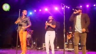 Jah Prayzah and other supporting acts during Andy Muridzo's Album Launch #263chat