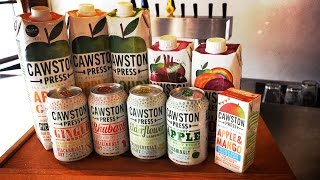 Cawston Press to Make U.S. Debut at Expo West 2016