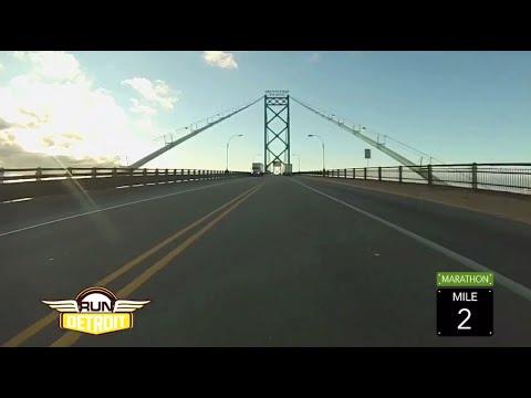 RUNdetroit Presents: 2014 Detroit Free Press Marathon Course Preview