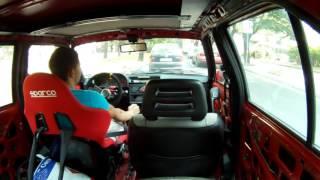 Alfa romeo 33 1.7 16v test driving