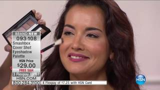 HSN | Smashbox Cosmetics / Nutrastim Hair Growth Laser 01.04.2017 - 06 AM