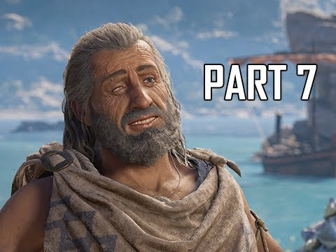 Download ASSASSIN'S CREED ODYSSEY Walkthrough Part 7 - Snake in the Grass (Let's Play Commentary)