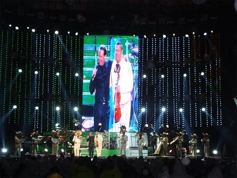 Concierto de Luis Miguel en Monterrey  Nuevo León,fin de año 2014