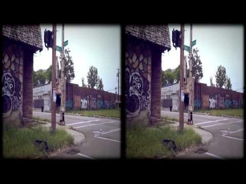 Poletown, Detroit 3D