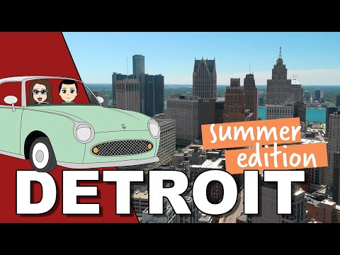 SUMMER IN DETROIT – best rooftop bars and restaurant patios