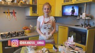 Мастер-класс / Украшение куличей к пасхе от Анны Быкановой (26.04.19)