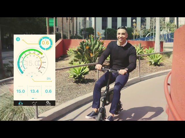 Swagtron SwagCycle Pro Electric Scooter (2019) ✅
