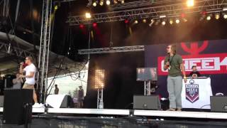 Cheek - Jossu feat. Jukka Poika Live @Qstock