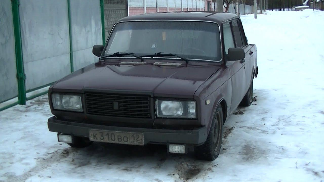 Lada 2107 (ваз-2107 «жигули») — советский и российский заднеприводный автомобиль ii группы малого класса с кузовом типа седан, одна из.