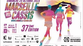 Marseille Cassis 2015 - Retour en vidéo