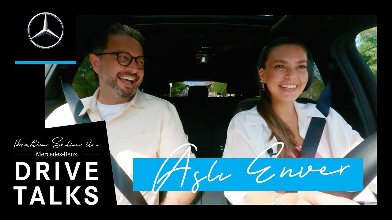 Download İbrahim Selim ile Mercedes-Benz Drive Talks #6: Aslı Enver