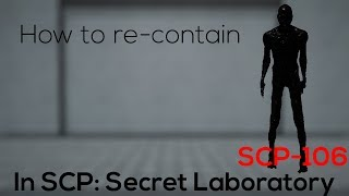 Scp 106 Contained Successfully Sound