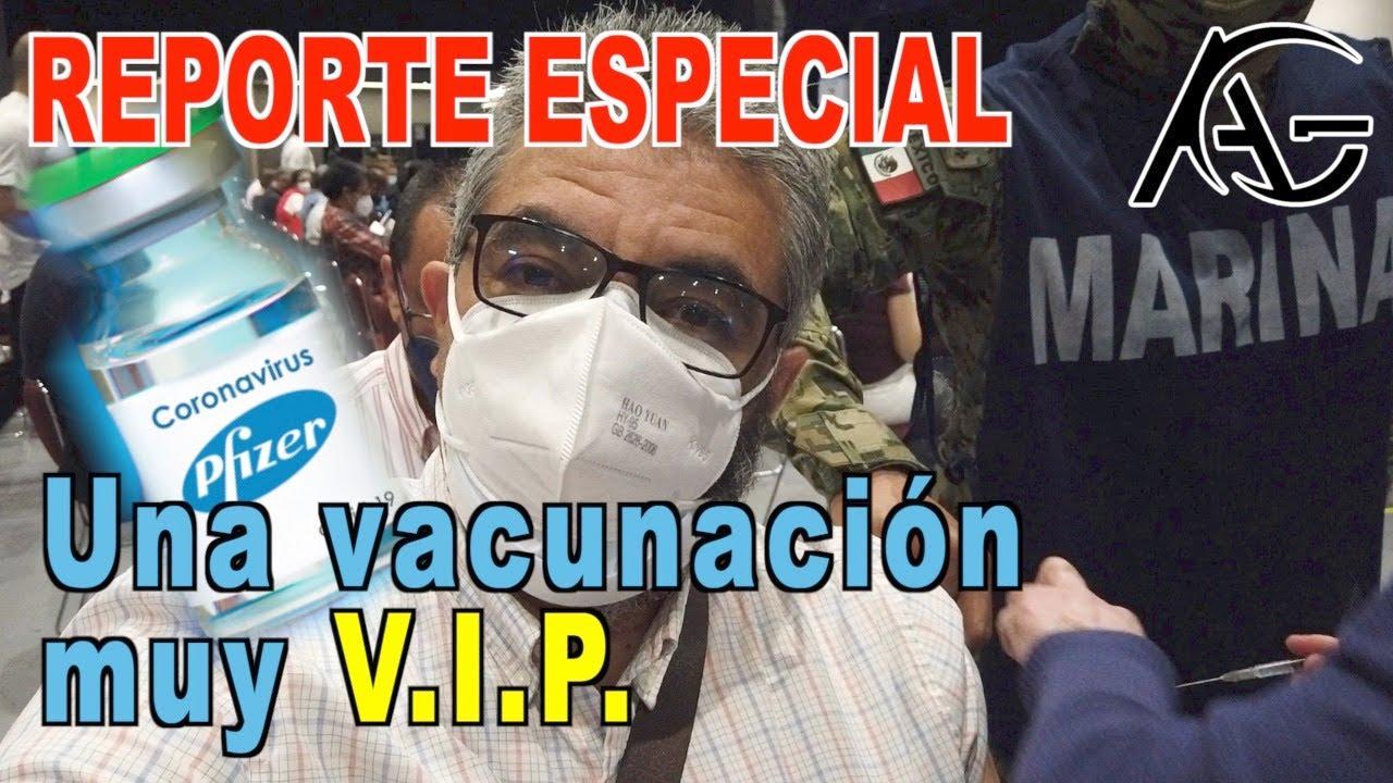 Fui vacunado vs Covid con la Pfizer en Pepsi Center #PepsiCenter #Vacunación #VacunaciónPepsiCenter