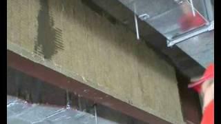 видео Огнезащита металлоконструкций