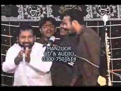 Urdu qasida by Zakir Nizakat khan baloch a bhi ja