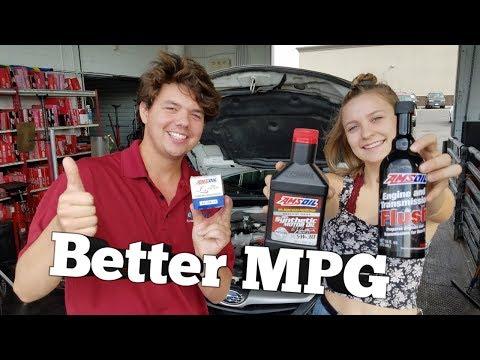 Subaru Impreza 3 AMSOIL Steps To Better MPG