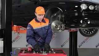 Réparation JAGUAR video