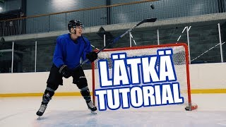 ICE HOCKEY TUTORIAL