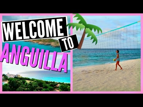 Anguilla Vacation Day 1!! || Vacation Vlogs 2016