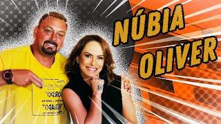 Deu vontade eu vou e faço mesmo - Núbia Oliver na Resenha com Alê Oliveira