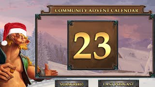 Drakensang Online | 23rd December | Community Advent Calendar