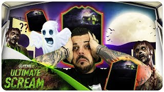 ULTIMATE SCREAM HALLOWEEN PACK OPENING - Troppi IF e Walkout ! FIFA 20