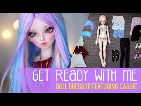 Get Ready With Me - Doll Version ep.2