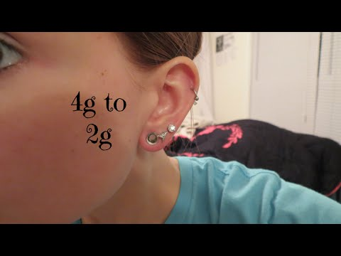 Stretching from a 4g to 2g! | Alyssa Nicole