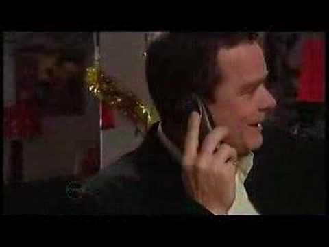 Neighbours - Harold strangles Paul (2005)