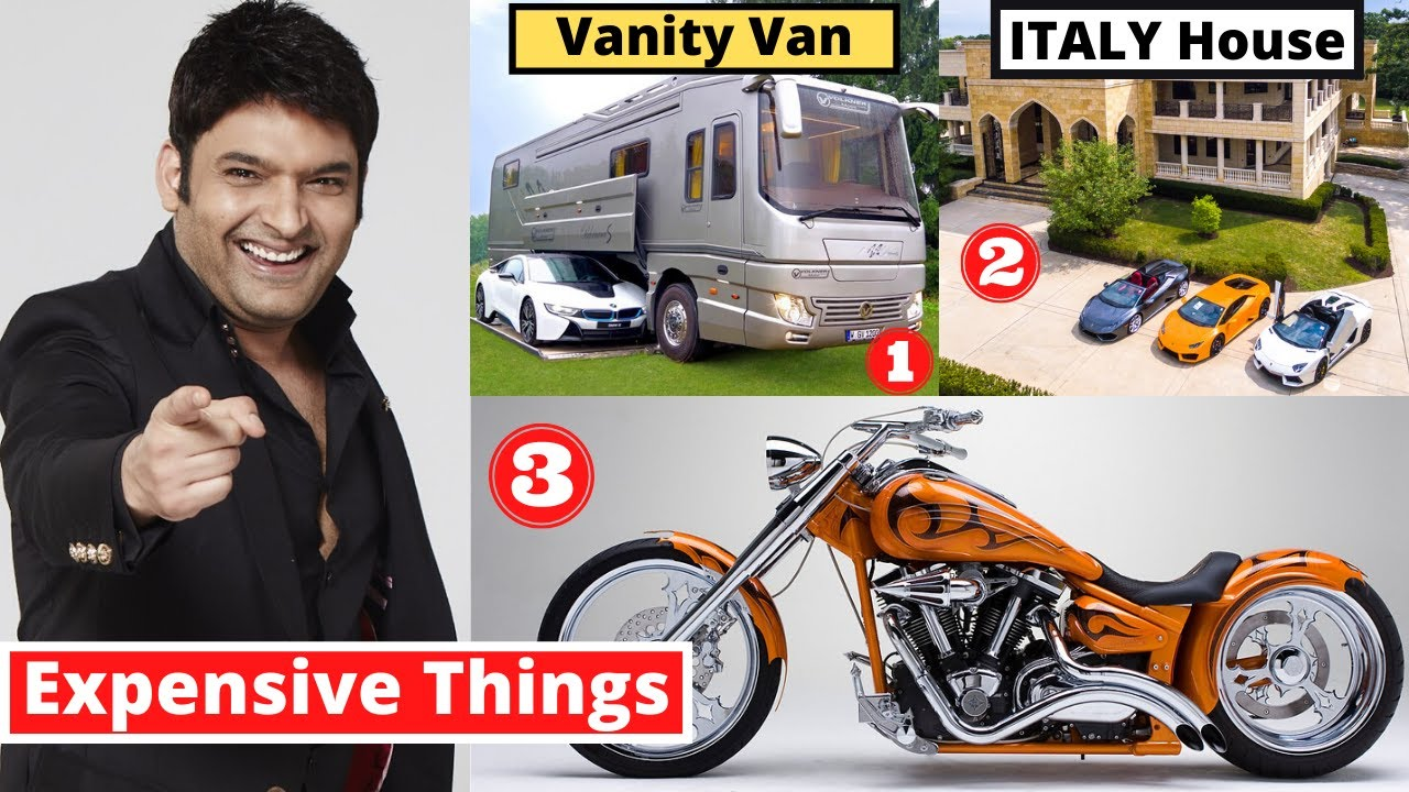 10 Most Expensive Things Kapil Sharma Owns - MET Ep 10