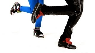 How to Kick Step like Justin Bieber | Kids Hip-Hop Moves
